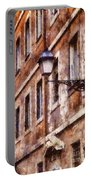 Rustic Rome Apartments Portable Battery Charger
