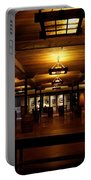 Rustic Wine Cellar Portable Battery Charger