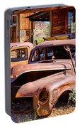 Rusty Cars  Portable Battery Charger