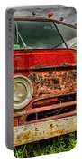 Rusty Dodge Portable Battery Charger