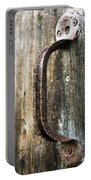 Rusty Handle Portable Battery Charger