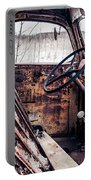 Rusty Relic Truck Portable Battery Charger