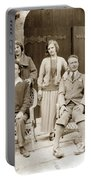 Ruth And Edward Kuster Theatre Of The Golden Bough 1924 Portable Battery Charger