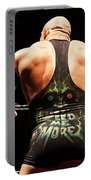 Ryback Feed Me More Portable Battery Charger
