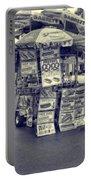Sabrett Vendor New York City Portable Battery Charger