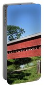 Sachs Covered Bridge Portable Battery Charger