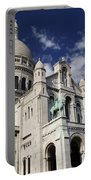 Sacre Coeur Paris Portable Battery Charger