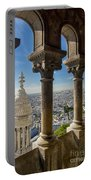 Sacre Coeur View Portable Battery Charger