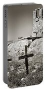 Sacred Cross Portable Battery Charger