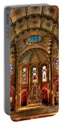 Sacred Heart Cultural Center Portable Battery Charger