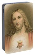 Sacred Heart Portable Battery Charger