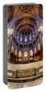 Sacred Heart Sanctuary Portable Battery Charger