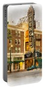 Saenger Theatre New Orleans Paint 2 Portable Battery Charger