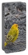 Saffron Finch Hawaii Portable Battery Charger