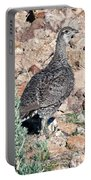Sage Grouse Portable Battery Charger