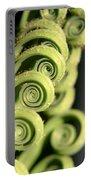 Sago Palm Leaf - 3 Portable Battery Charger