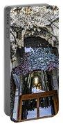 Sagrada Familia Doors - Barcelona - Spain Portable Battery Charger