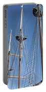 Sail Rigging Portable Battery Charger