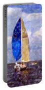 Sailboat Portable Battery Charger
