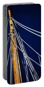 Sailboat Lines Portable Battery Charger