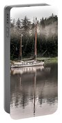 Sailboat Reflection Portable Battery Charger