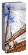 Sailboat Rigging Portable Battery Charger