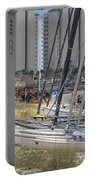 Sailboats For Playtime Portable Battery Charger