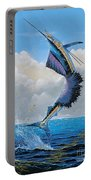 Sailfish Dance Off0054 Portable Battery Charger