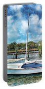 Sailboat Series 01 Portable Battery Charger