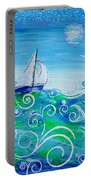 Sailing By Jan Marvin Portable Battery Charger