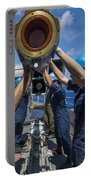 Sailors Load Rim-7 Sea Sparrow Missiles Portable Battery Charger