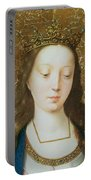 Saint Catherine Portable Battery Charger
