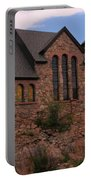 Saint Catherine Of Siena Chapel Portable Battery Charger