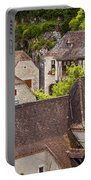 Saint Cirq Rooftops Portable Battery Charger
