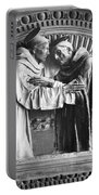 Saint Francis And Saint Dominic Portable Battery Charger
