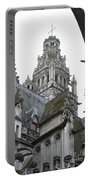 Saint Gatien's Cathedral Steeple Portable Battery Charger