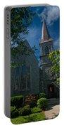 Saint James Episcopal Church Portable Battery Charger