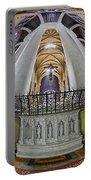 Saint John The Divine Rear Altar View Portable Battery Charger