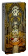 Saint Malachy The Actors Chapel  Portable Battery Charger