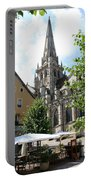 Saint Nazaire Cathedral Autun Portable Battery Charger