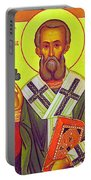 Saint Patrick Portable Battery Charger