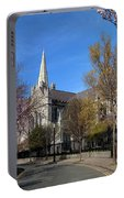Saint Patricks Cathedral Founded Portable Battery Charger