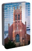 Saint Patrick's Church San Francisco Portable Battery Charger