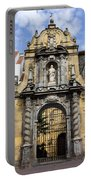 Saint Paul Church In Cordoba Portable Battery Charger