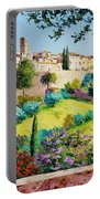 Saint Paul De Vence Portable Battery Charger