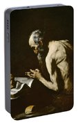 Saint Paul The Hermit Portable Battery Charger