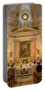 Saint Peter Church In Jaffa Israel Portable Battery Charger