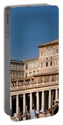 Saint Peters Square Portable Battery Charger