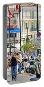 Saint Tropez Stroll Portable Battery Charger