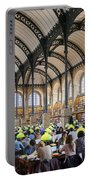 Sainte Genevieve Library Portable Battery Charger